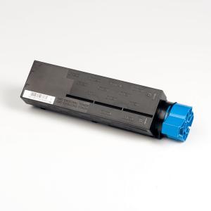 Auf dem Bild sehen Sie den Artikel 45807111 von OKI. Dieses Toner Modell eignet sich für die Wiederaufbereitung und wird daher zum Recycling angekauft.