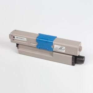 Auf dem Bild sehen Sie den Artikel 46508713-716 von OKI. Dieses Toner Modell eignet sich für die Wiederaufbereitung und wird daher zum Recycling angekauft.