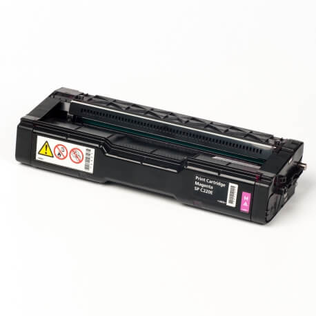 Ricoh made the Toner type 406052-55