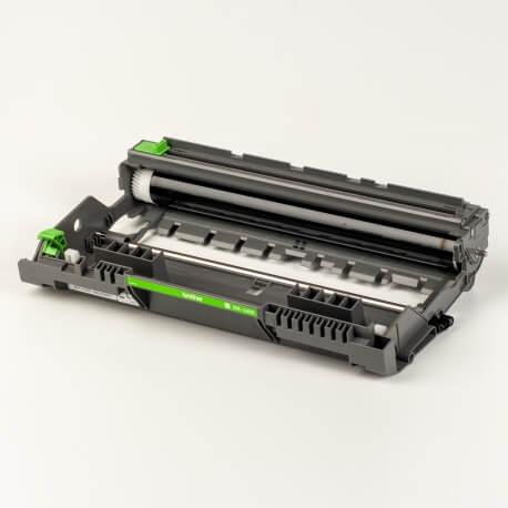 Auf dem Bild sehen Sie den ArtikelDR-2400 von Brother. Dieses Trommel Modell eignet sich für die Wiederaufbereitung und wird daher zum Recycling angekauft.
