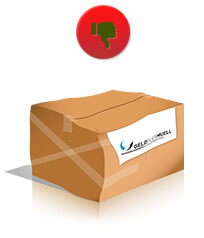 Good suitable are for example moving boxes or undamaged boxes from your last online purchase.