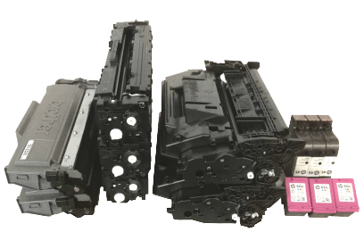 Sell old sorted printer cartridges!