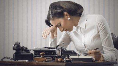 Die Geschichte der Schreibmaschine und der lange Weg zum PC mit Drucker