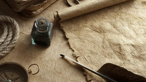 Die Geschichte der Tinte & die unterschiedlichen Tintenarten
