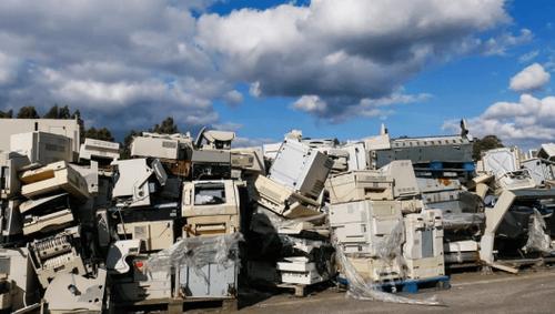 Elektroschrott: Rücknahmepflicht der Händler und andere Möglichkeiten
