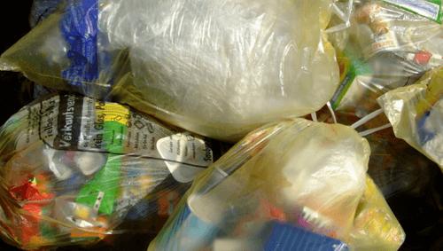 Fast die Hälfte des Plastikmülls in Deutschland wird verbrannt!
