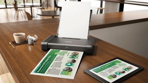 Für unterwegs: Was können mobile Drucker?