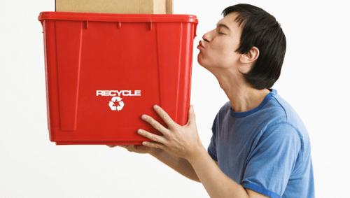 Recycling Vielfalt - Wiederverwendung, Downcycling, Upcycling und Co.