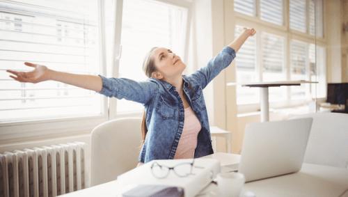 Vier wirklich gute Vorsätze fürs Neue Jahr (im Büro)