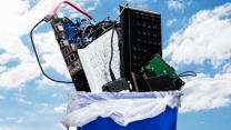 Elektrogeräte entsorgen: neue Vorschriften beim ElektroG